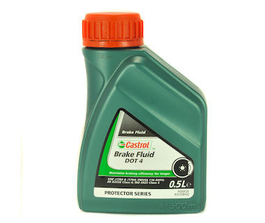 Castrol Break Fluid DOT 4 0,5L