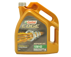 Castrol EDGE 10W-60 SUPERCAR 5L