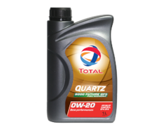TOTAL QUARTZ 9000 FUTURE GF5 0W-20 1L