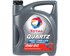 OTAL QUARTZ INEO LONG LIFE 0W-20 5L